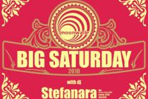 Big Saturday with dj Stefanara