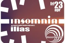 Insomnia with dj ilias στο Moonwalk