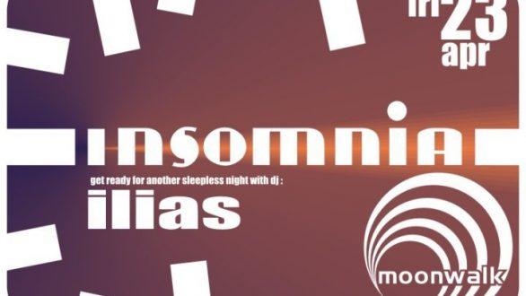 Insomnia with dj ilias στο Moonwalk