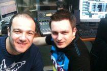 Ο Φώτης Σπύρος Στο studio Του Ράδιο Έβρος ΤΩΡΑ!!!