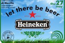 let there be beer ! στο Moonwalk
