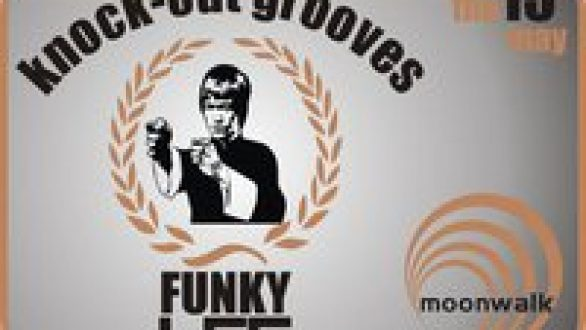 knock-out grooves with funky-Lee
