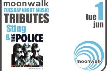 "moonwalk Tributes ""STING & THE POLICE"""