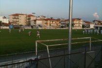 Φιλικός Αγώνας Ποδοσφαιρου στην Ορεστιάδα