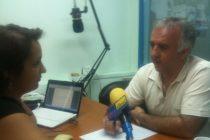 Οι υποψήφιοι του ΠΑ.ΣΟ.Κ. για τον Δήμο Ορεστιάδας μιλούν στο Ράδιο Έβρος.Σήμερα ο Πολυχρόνης Αντωνιάδης