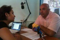 Οι υποψήφιοι του ΠΑ.ΣΟ.Κ. για τον Δήμο Ορεστιάδας μιλούν στο Ράδιο Έβρος.Σήμερα ο Λευτέρης Χαμαλίδης