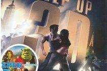 Shrek 4 και Step Up 3D αυτή την εβδομάδα στο Σινέ Αλέξανδρος