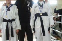 Επιτυχία Αθλητών από την Ορεστιάδα σε αγώνες Tae Kwon Do στην Χρυσούπολη