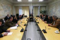 Στενή συνεργασία μεταξύ Εργατικών Κέντρων και Περιφέρειας