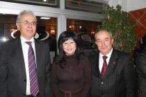 Συνάντηση μελών του επιμελητηρίου Έβρου με τον Πρόεδρο του επιμελητηρίου Ανδριανούπολης για το θέμα της βίζας