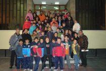 Οι παιδικές ομάδες Στίβου του Εθνικού Αλεξανδρούπολης συνάντησαν το Διομήδη Κομοτηνής