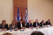 Υπόσχεση υποστήριξης έδωσε η κυβέρνηση για τα ζητήματα της Περιφέρειας Αν. Μακεδονίας και Θράκης(VIDEO)
