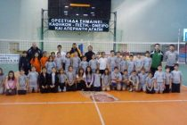 Μεγάλη επιτυχία το 1ο Τουρνουά Μίνι Βόλεϊ μεταξύ Ορεστιάδας και Νέας Βύσσας