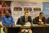 """""""Ας κερδίσει ο καλύτερος"""" στον τελικό Κυπέλλου Βόλεϊ στην Ορεστιάδα"""