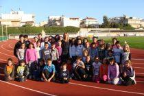 Η Ακαδημία Στίβου του Εθνικού εισάγει τα παιδιά στην άθληση