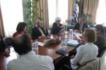 Συνάντηση για το Λιμάνι της Αλεξανδρούπολης μεταξύ ΓΑΙΑ ΟΣΕ-Ο.Λ.Α-Δημάρχου-Περιφέρειας