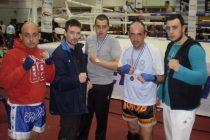 Επιτυχία Αθλητών της Ορεστιάδας σε Πρωτάθλημα Kickboxing