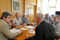 Συνάντηση Βίτσα με Αντιδήμαρχο Αλεξανδρούπολης – Όχι σε Χρυσωρυχεία και Κέντρα Μεταναστών