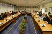 Σύσκεψη με θέμα την παράνομη διακίνηση εμπορευμάτων και παράνομη εργασία από τις όμορες χώρες (video)
