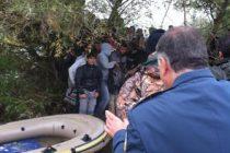 Συνεχίζονται οι συλλήψεις παράνομων μεταναστών στα ελληνοτουρκικά σύνορα