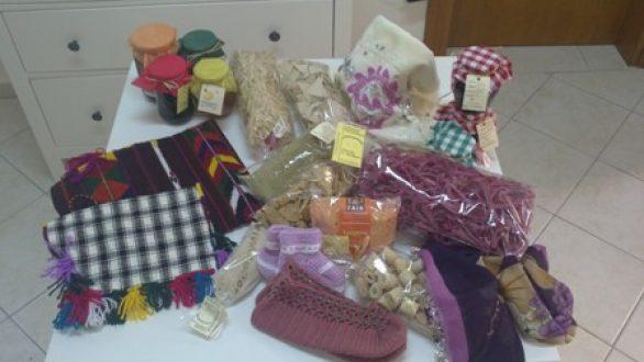 Τα παραδοσιακά προϊόντα της ΑΜΘ στην κεντρική πλατεία της Ξάνθης