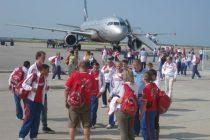Άφιξη αθλητών των Special Olympics στον Έβρο