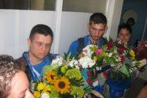 Υποδοχή νικητών Special Olympics στην Αλεξανδρούπολη