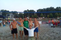 Μεσ' την καλή χαρά οι αθλητές του Beach Volley στον Άρδα