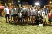 Ολοκληρώθηκε το 2ο Τουρνουά Beach Volley του Α.Ο.Ο