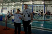 Χρυσό μετάλλιο απέσπασε ο 10χρονος Γιώργος Καμπάδαης με τον Νηρέα Ορεστιάδας