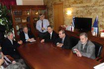 Υπεγράφησαν τα πρώτα συμβόλαια του προγράμματος διανομής αγροτικής γης παρουσία του Υπουργού Αγροτικής Ανάπτυξης