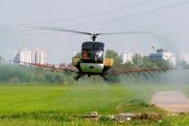 Διενέργεια αεροψεκασμών για τα κουνούπια