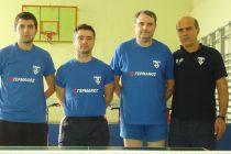 Πιγκ-Πογκ Β' Εθνική Ανδρών Θράκης: Εθνικός Αλεξανδρούπολης – Φάρος 4-3
