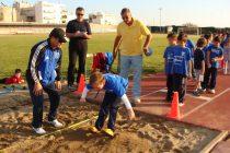 Με μεγάλη συμμετοχή διεξήχθη το πρώτο δίαθλο που διοργάνωσε για τους αθλητές του το τμήμα στίβου του ΜΓΣ Εθνικού