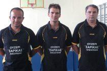 Στο πρωτάθλημα πινγκ-πονγκ Β' Εθνικής ανδρών ομίλου Θράκης προπορεύεται ο ΜΓΣ Εθνικός Αλεξανδρούπολης