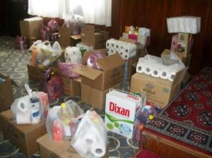 40 άπορες οικογένειες στην Ορεστιάδα έλαβαν βοήθεια από το Κοινωνικό Παντοπωλείο της Μητρόπολης