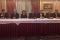 """Παρουσίαση νέων υποψηφίων από την δημοτική παράταξη του Βασίλη Μαυρίδη """"Ορεστιάδα στην Πρώτη Γραμμή"""""""