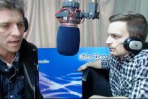Η συνέντευξη του Γιάννη Στάνκογλου στο Ράδιο Έβρος και τον Δημήτρη Μηλίκα!