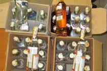 Σύλληψη τριών  για κατοχή λαθραίων ποτών