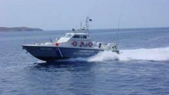 Διακομιδή 57χρονου με περιπολικό σκάφος από την Σαμοθράκη στην Αλεξανδρούπολη