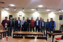 Σεμινάριο-Οργάνωσης και διοίκησης σωματείου από τον Δημήτρη Γαργαλιάνο στον Εθνικό!