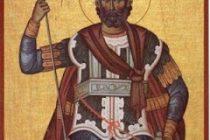 Εορτασμός Αγίου Ευσταθίου και επέτειος εγκαινίων Ι.Ν. Αγίων Θεοδώρων Ορεστιάδος