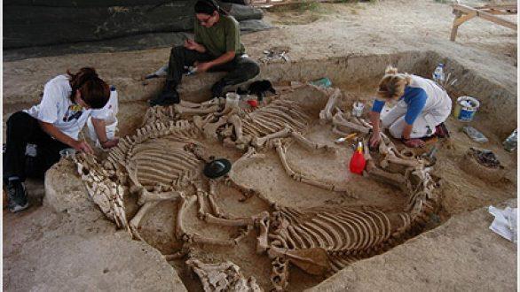 Ανοίγει ο δρόμος για την ανάδειξη του ταφικού τύμβου στη Δοξιπάρα-Ζώνη