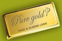 Η εξόρυξη του χρυσού δεν αποτελεί διέξοδο από την οικονομική δυσπραγία