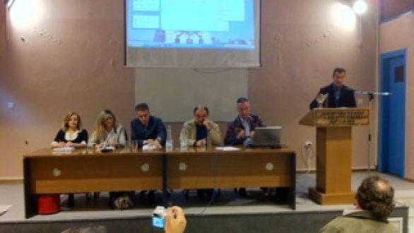 Απαισιόδοξα τα συμπεράσματα για το μνημόνιο σύμφωνα με τους ομιλητές της εκδήλωσης της Β' ΕΛΜΕ