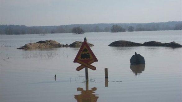 Ξεκινά το έργο αντιπλημμυρικής θωράκισης των ποταμών Έβρου και Στρυμόνα
