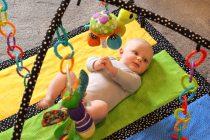 Παιχνίδια για νεογέννητο