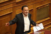 """Λαφαζάνης για ΕΒΖ: """"Τσίπρας και Σταθάκης  όμηροι της Τράπεζας Πειραιώς"""""""