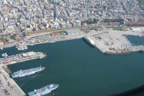 Απαγόρευση απόπλου για το δρομολόγιο Αλεξανδρούπολη-Σαμοθράκη