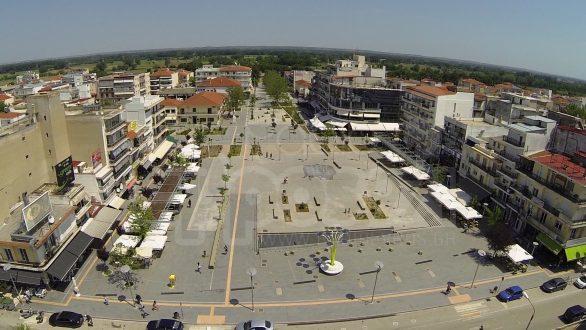 Το Open mall αλλάζει το κέντρο της Ορεστιάδας